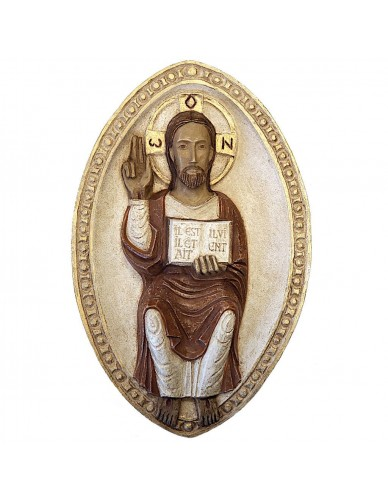 Relieve Cristo Gloria 1651